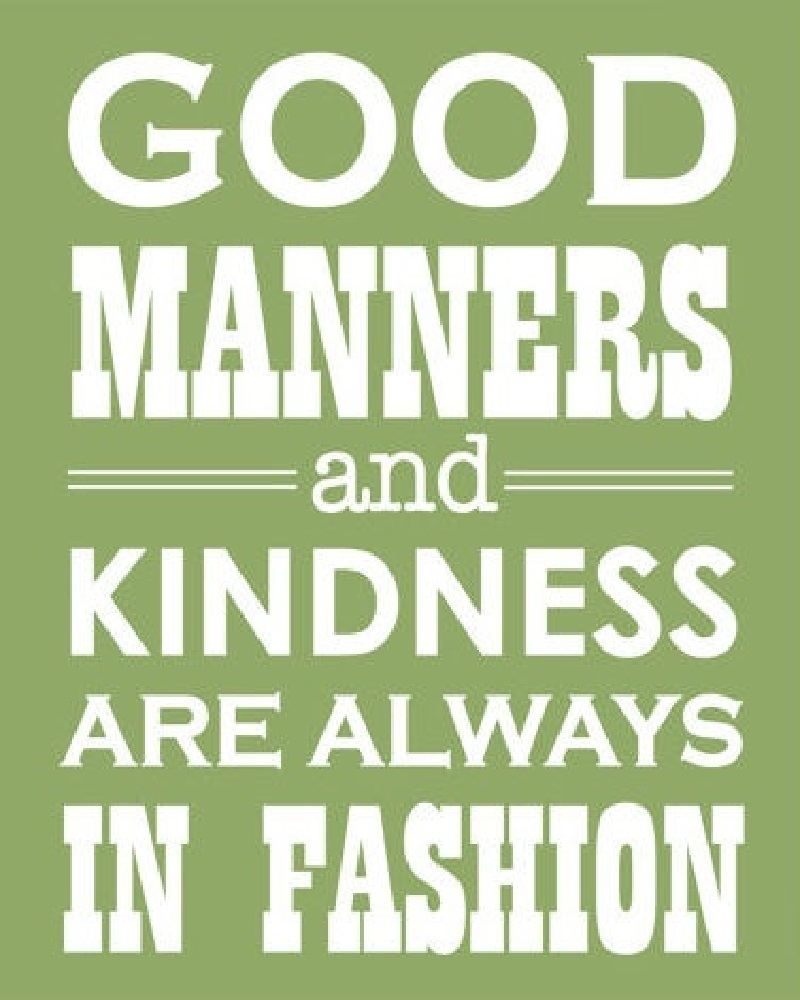 essay on manners matter Without good manners, man is like a purse without money, though it is very attractive from outside  403 words short essay on good manners.